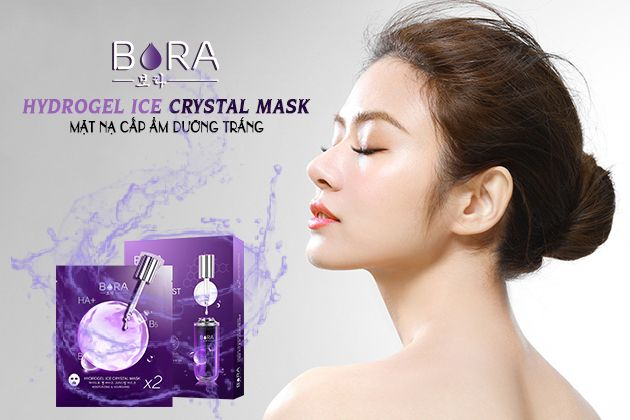 MẶT NẠ HYDROGEL ICE CRYSTAL